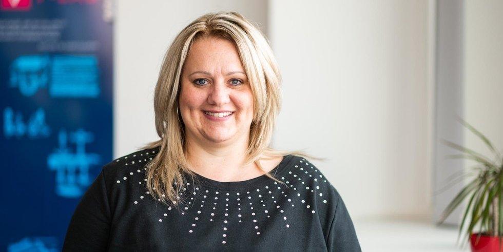 Linda Kavalierová, Key Account Manager - P-LAB