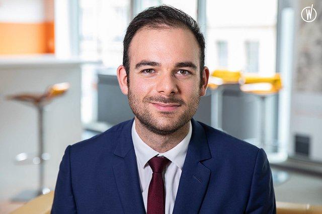 Sébastien, Consultant Confirmé Corporate Risk Services - Optimind