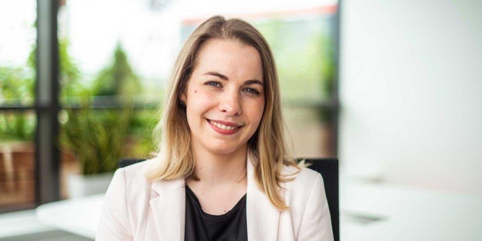 Katharina Benterbusch, Tribe Lead Landing - ING Česká republika