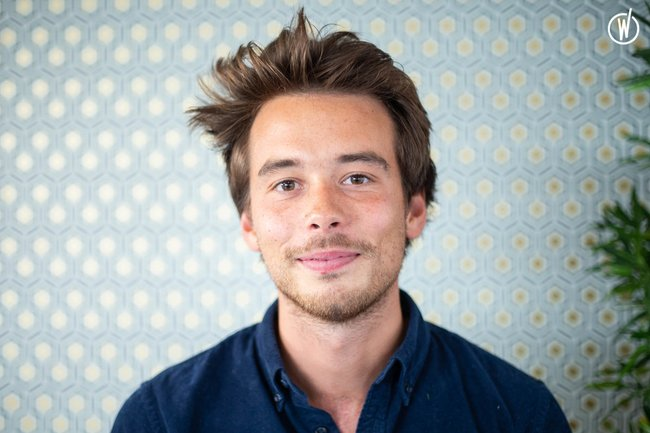 Rencontrez Yann, Business Developer  - FILS DE PØMME