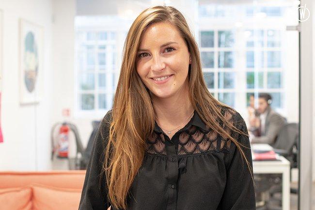 Rencontrez Margaux, Sales Coordinator - EF Education First