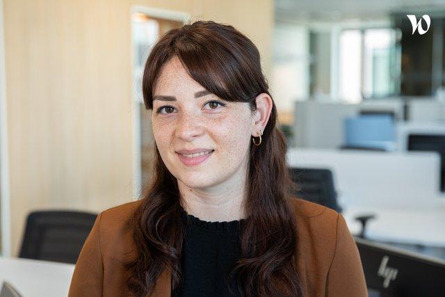 Rencontrez Blanche, Chargé de production Site Management - Cellnex Telecom