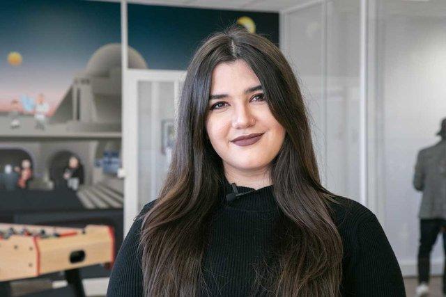 Rencontrez Filiz, Content Manager - Inbenta France