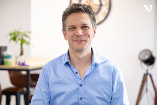 Rencontrez Nicolas, Directeur Général - Agaetis