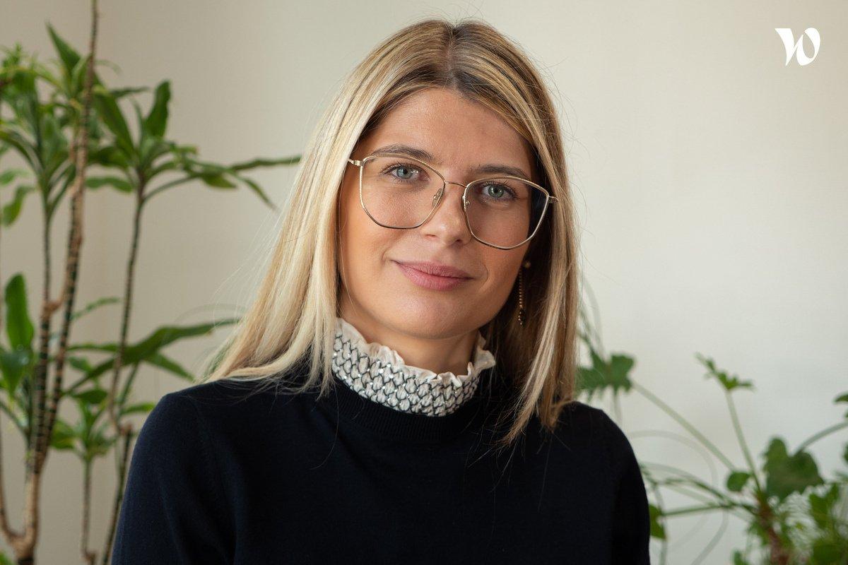 Rencontrez Mihaela, Directrice Commercial International - Vocaza