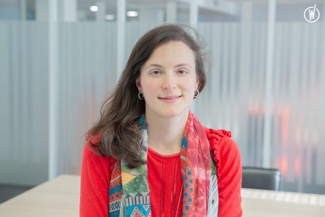 Rencontrez Marie,  Consultante Conduite du Changement - Seequalis