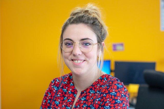 Rencontrez Claire, Conseillère clientèle - ENGIE Groupe
