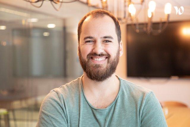 Rencontrez Vincent, CEO - Aster
