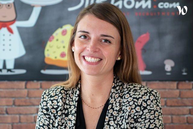 Rencontrez Agathe, Manager Freelance - Silkhom