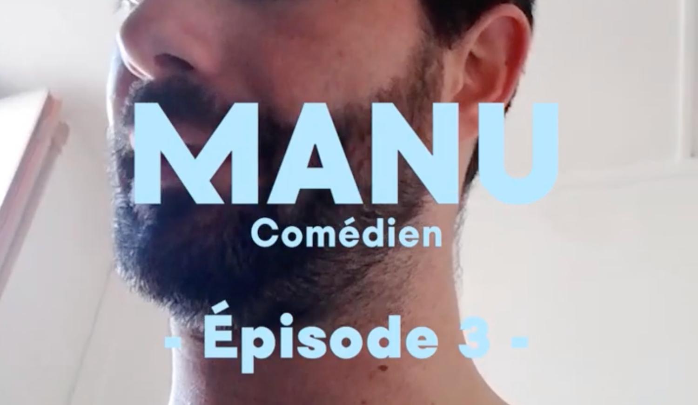 Coronavirus et confinement - Share Journal - Manu - Episode 3