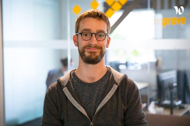 Rencontrez Renaud, Full stack Developer - InUse