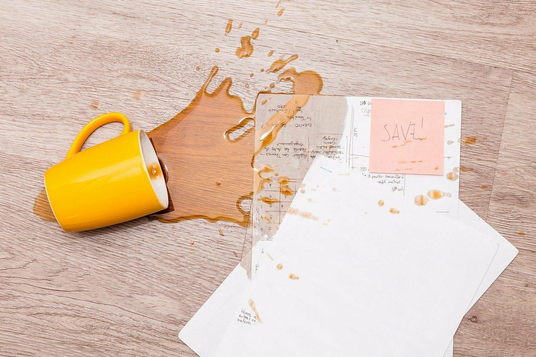 Umenie robiť chyby, alebo keď sa z omylu stane príležitosť