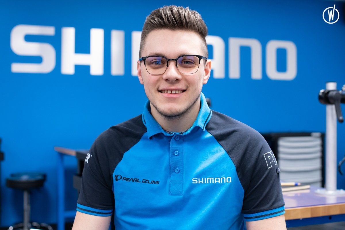Rencontrez Christopher, Technicien SAV - Shimano France
