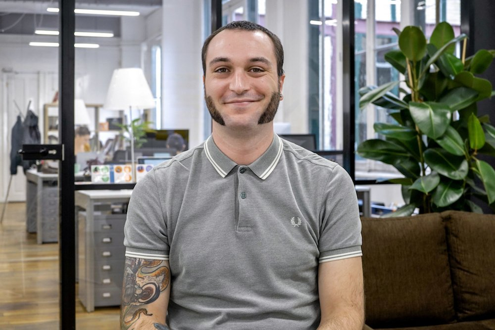 Rencontrez Vincent, UX designer - Use Design