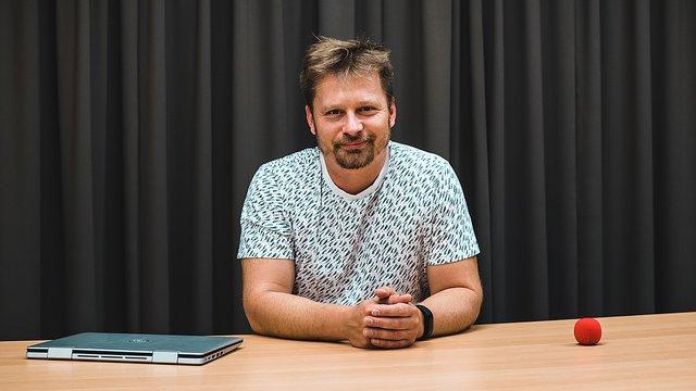 Pavel Mihaľák, Umelecký riaditeľ - ČERVENÝ NOS Clowndoctors, o.z.