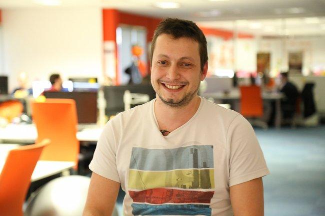 Rencontrez Nicolas, Développeur Full-Stack - Viaxoft