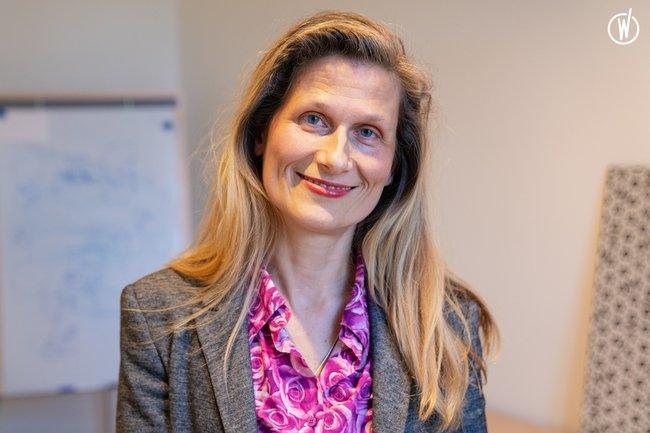 Rencontrez Aleksandra, Associée Stratégie - Flexia