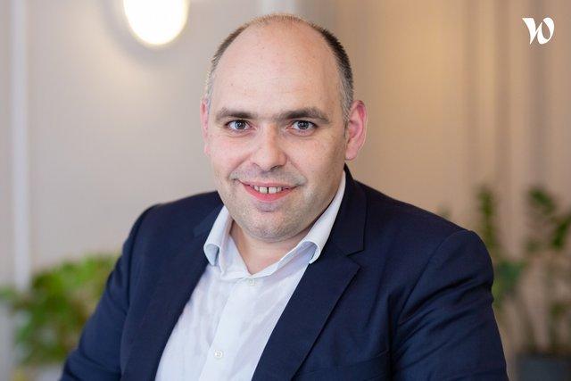 Rencontrez Mathieu, Directeur Commercial & Partenariats - SNAPKEY