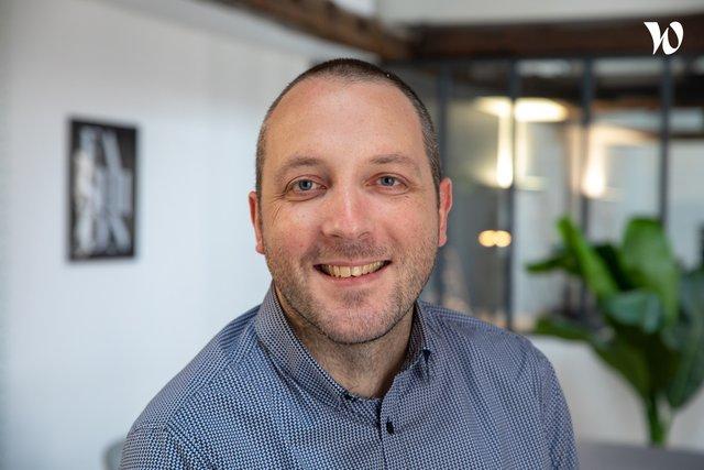 Rencontrez Johan, Product Manager - Fashion Data