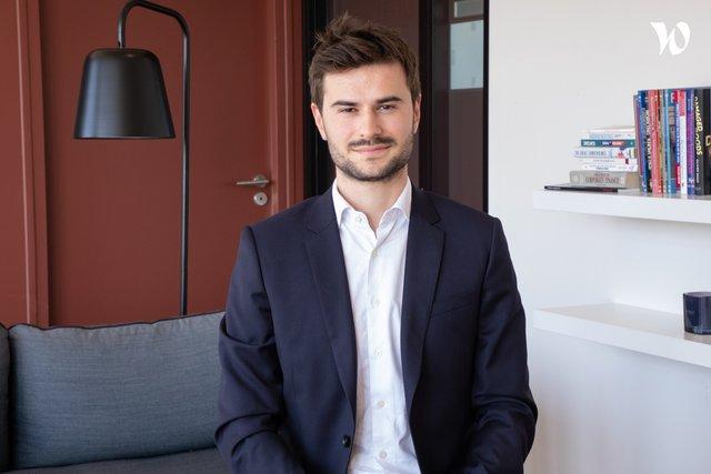 Rencontrez Florian, Analyst - Alantra