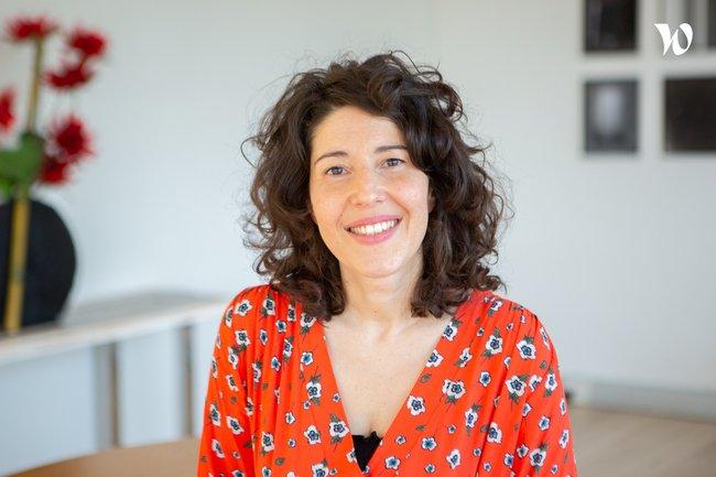 Rencontrez Sarah, Responsable Marketing e.business - La Française