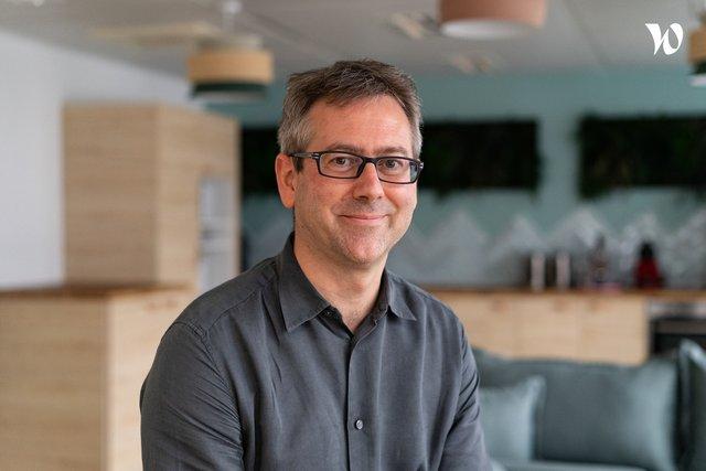 Rencontrez Christophe , VP Product - INTERSEC GROUP