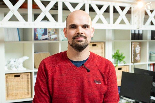 Rencontrez Julien, Intégrateur Front end - Konfiture