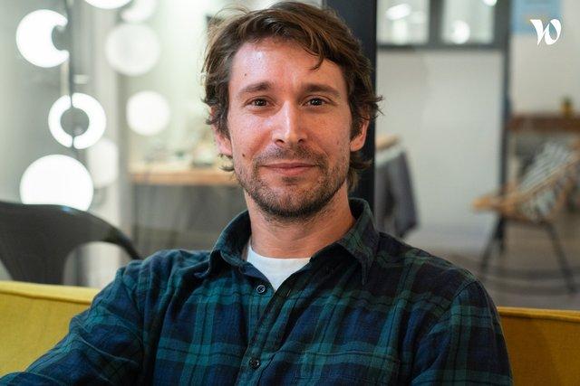 Rencontrez Sébastien, Lead developer - Acasi
