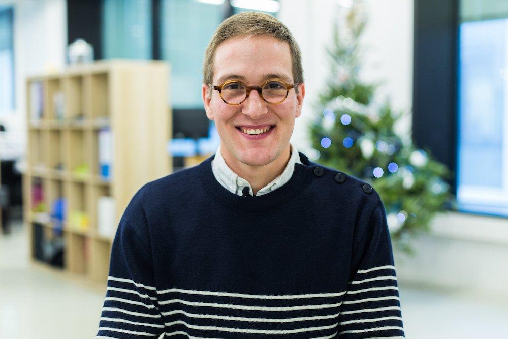Meet Gwilherm, R&D Engineer  - Stilla Technologies