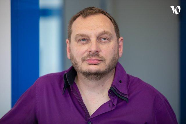 Rencontrez Jérôme, Directeur Général - NOVADYS
