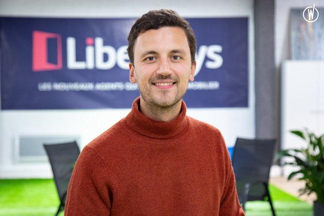 Rencontrez Thomas, CEO & Co-Founder - Liberkeys