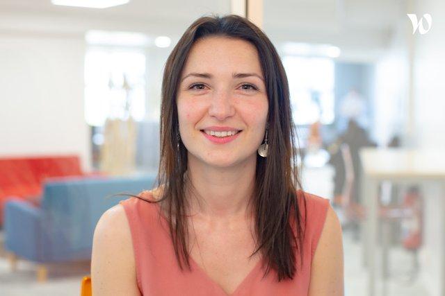 Rencontrez Elisa, Chef de projet - Talentpeople