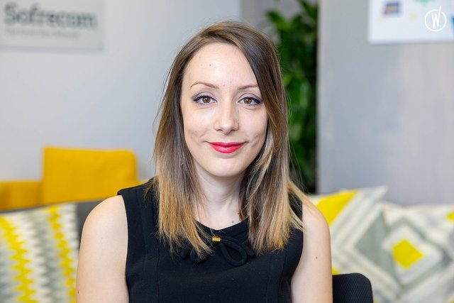 Rencontrez Sabrina, Chef de Projets Marketing et Communication Digitale - Sofrecom