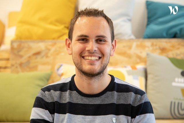 Rencontrez Ludovic, Responsable des outils commerciaux - ReCom