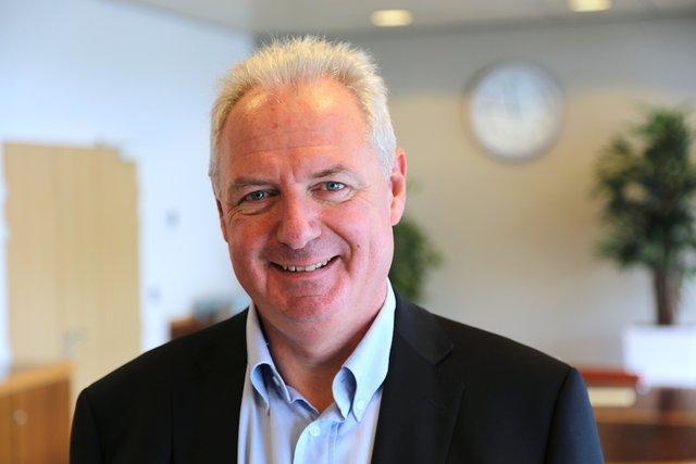 Rencontrez Laurent, Directeur du Patrimoine (IMMO) - Groupement Les Mousquetaires