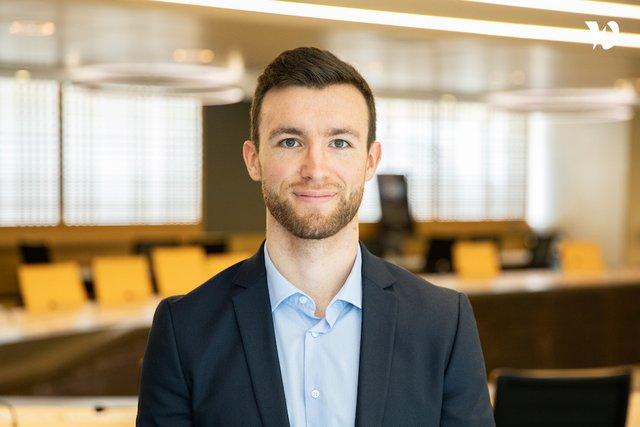 Rencontrez Julien, contrat de professionnalisation Actuariat Tarification Business - SCOR