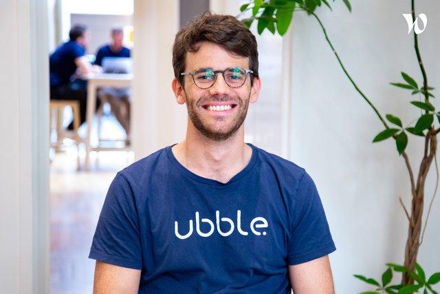 Découvrez Ubble avec Christophe, Head of Computer Vision - Ubble