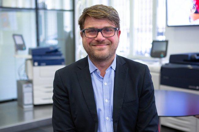 Rencontrez Nicolas, Business Manager Production - Document Store