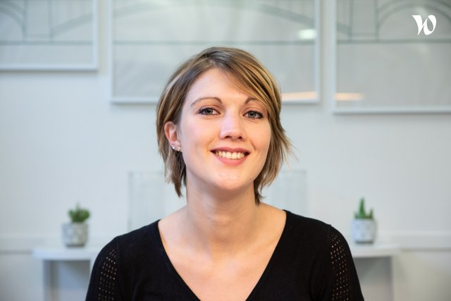 Rencontrez Camille, Office Manager - Marigny Capital