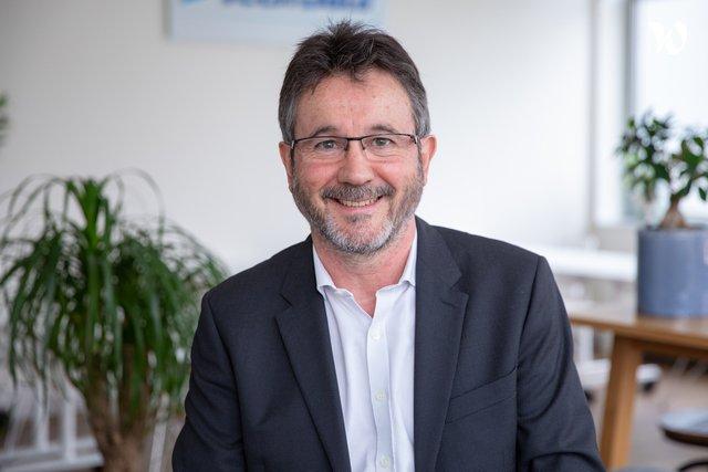 Rencontrez Yves, Directeur de Business Unit - Tech Data