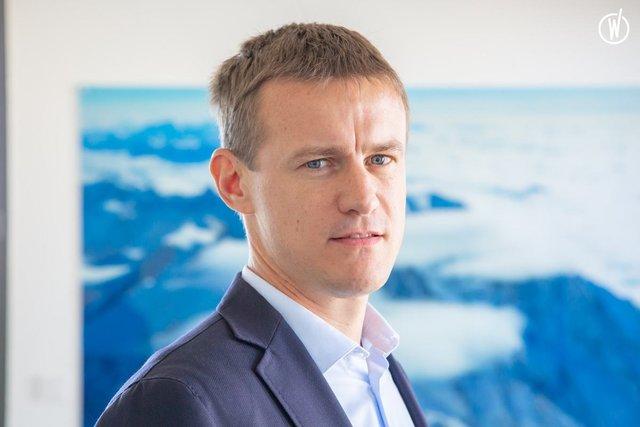 Rencontrez Côme, Chef de projet SAP - TeamWork