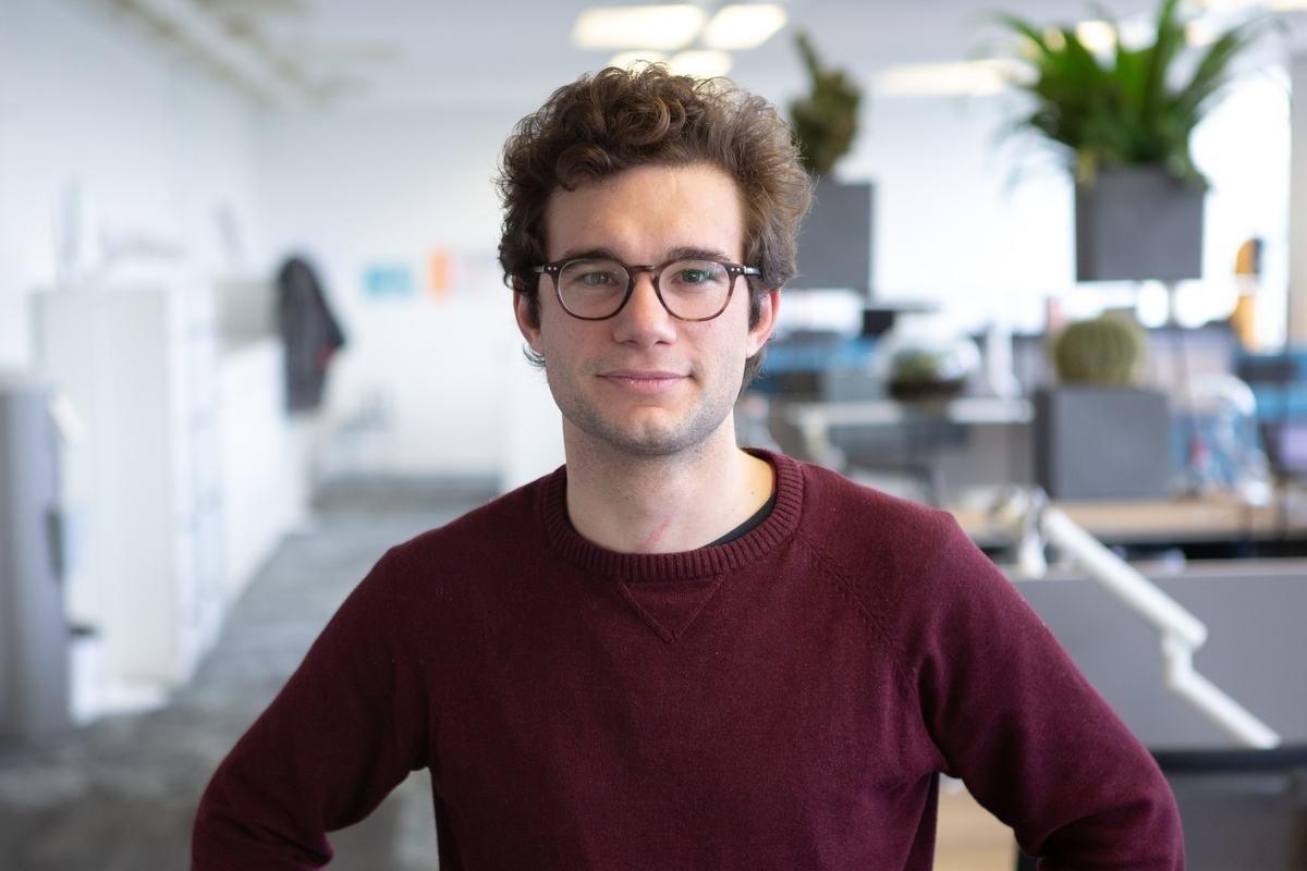 Rencontrez Augustin, Directeur des Opérations - StaffMe