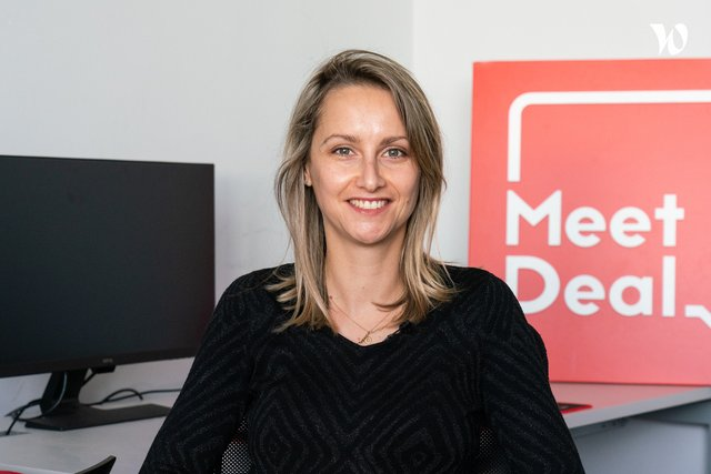 Conoce a Meritxell, Lead Manager - MeetDeal