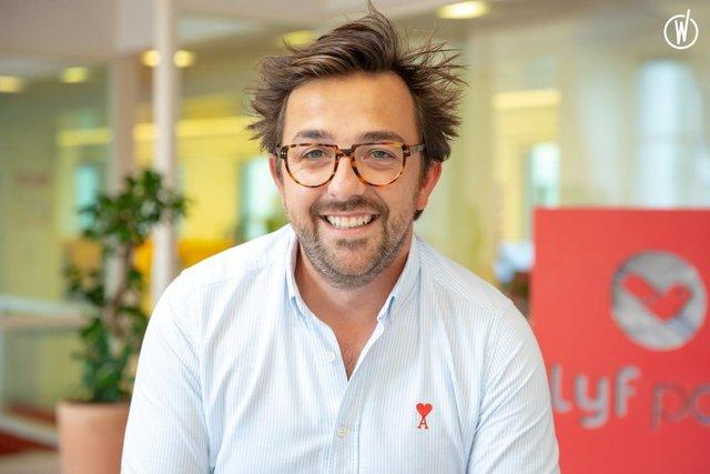 Rencontrez Mathieu, Directeur Commercial ESME - Lyf Pay