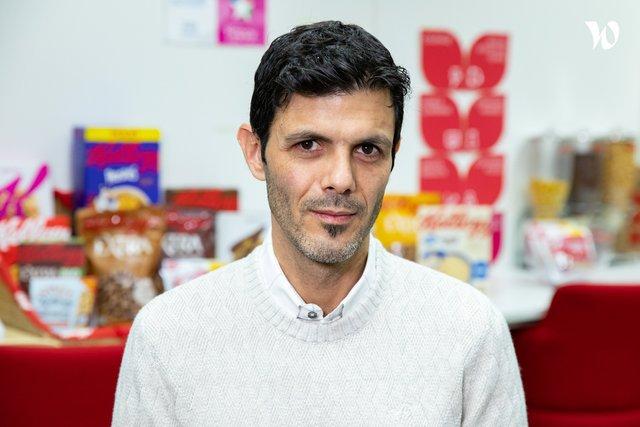 Rencontrez José, Sales Finance Manager - Kellogg Company