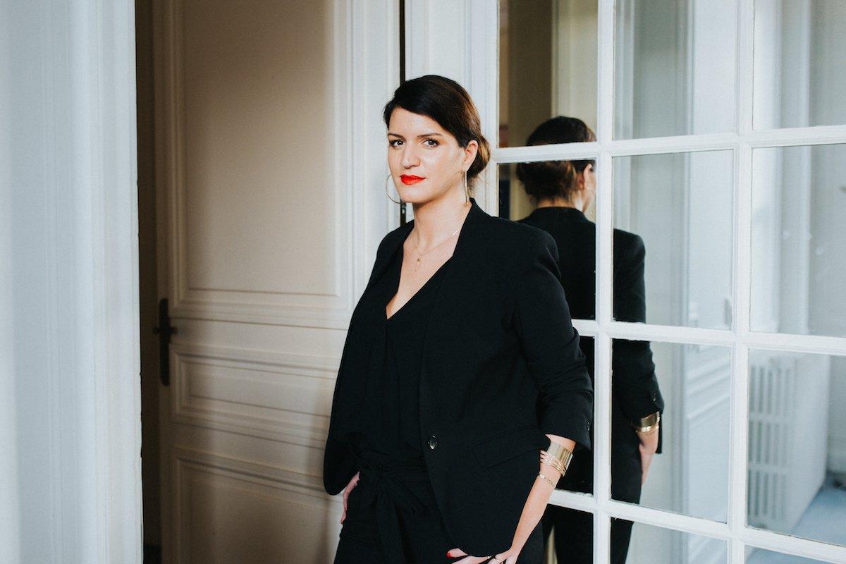 Portrait de Marlène Schiappa, politique engagée