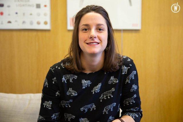 Rencontrez Cloé, Chef de projet Maîtrise d'Ouvrage - Princip