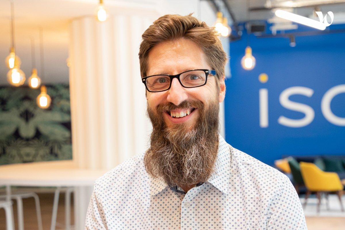 Rencontrez François, Directeur de production - Isoskele