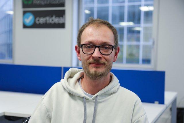 Rencontrez Christophe, CTO - Certideal