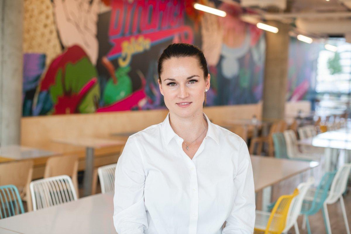 Poznej Magdu Kejíkovou, Zástupkyni manažera - Perfect Canteen